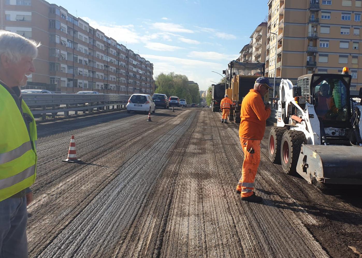 manutenzioni stradali roma